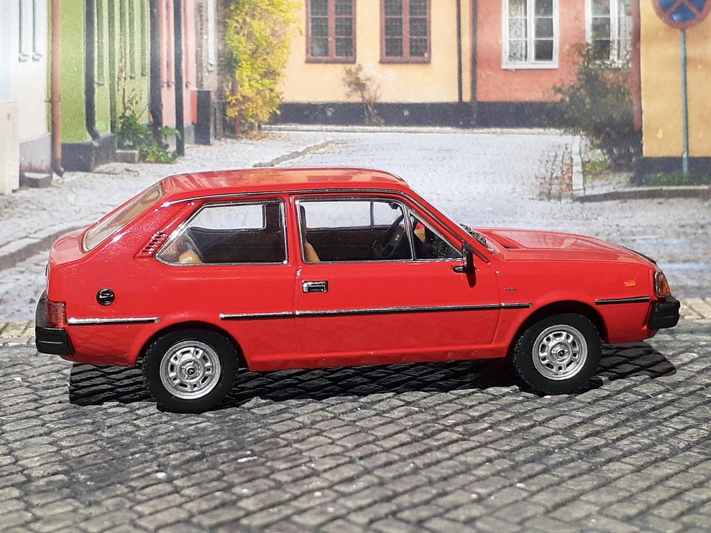 Volvo 343 - 1976