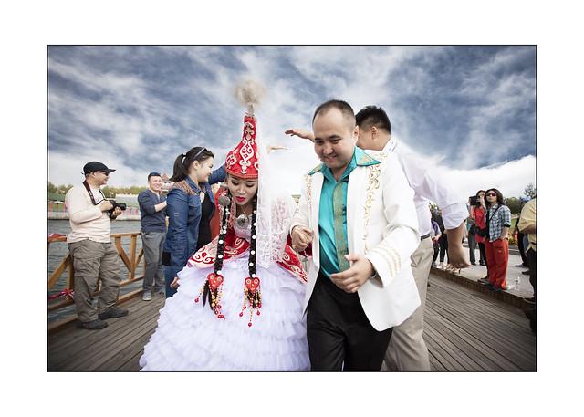 Xin Qiang Wedding.