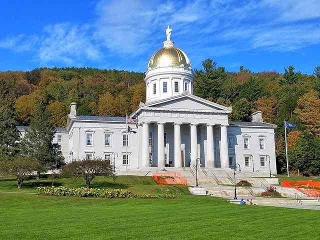 Vermont Statehouse- Montpelier (1)