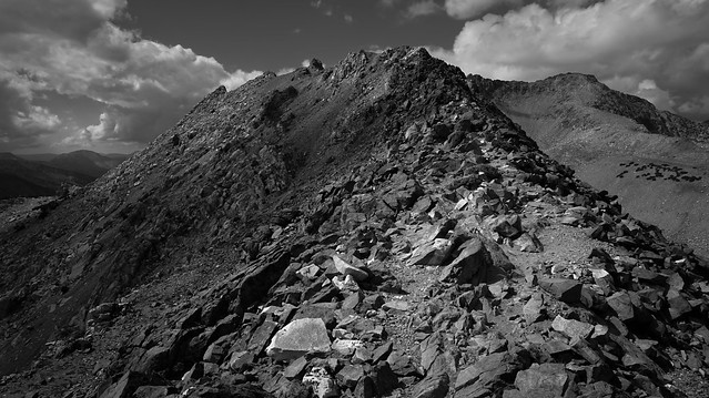 Glen Pass Ridge