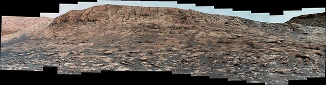 Curiosity Rover : Sol 2797 [M100] Right Mastcam (PDS)