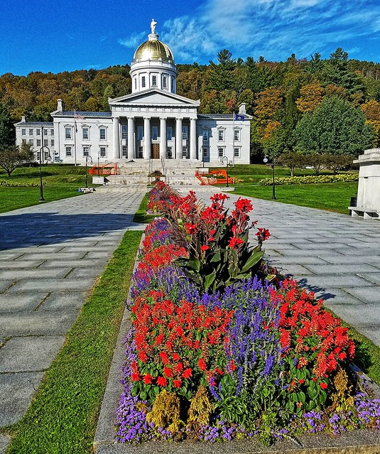 Vermont Statehouse- Montpelier (2)