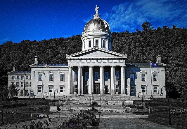 Vermont Statehouse- Montpelier (3)