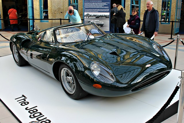 110 Jaguar XJ13 LeMans Prototype (1965)