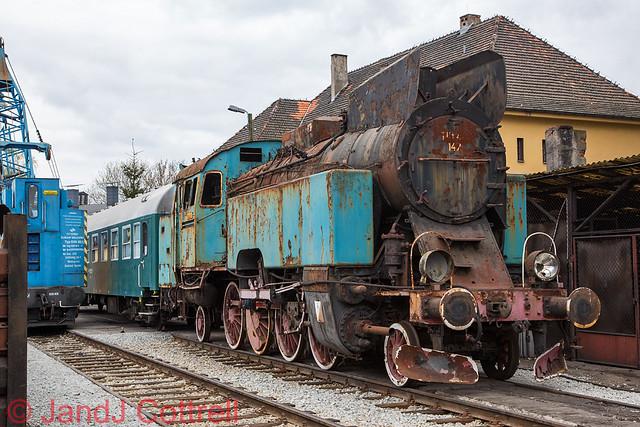 Tkt48-147 at Wolsztyn