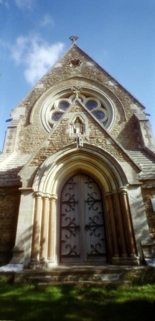 pin_35 Itchen Stoke Church