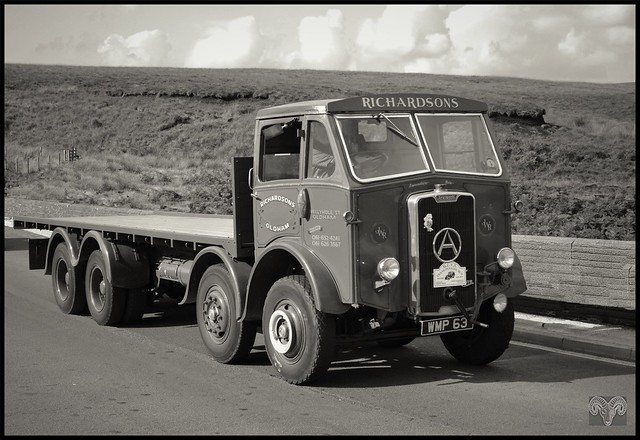 1954 Atkinson,Richardsons Commercials,Oldham.