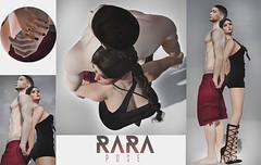 ::RARA Poses:: Close to me (Couple) Part 1