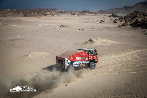 Dakar 2021 - Stage 9