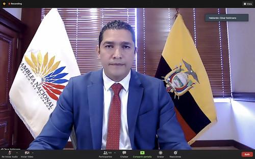 CONTINUACIÓN DE LA SESIÓN NO. 689 DEL PLENO DE LA ASAMBLEA NACIONAL (VIRTUAL). ECUADOR, 12 DE ENERO 2021