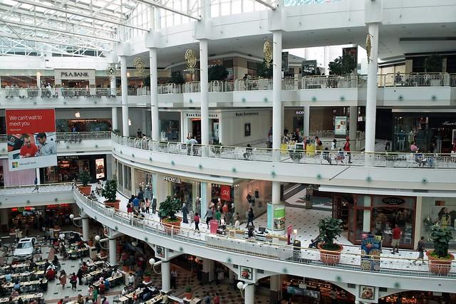 Pentagon City Mall, 2012 [02]