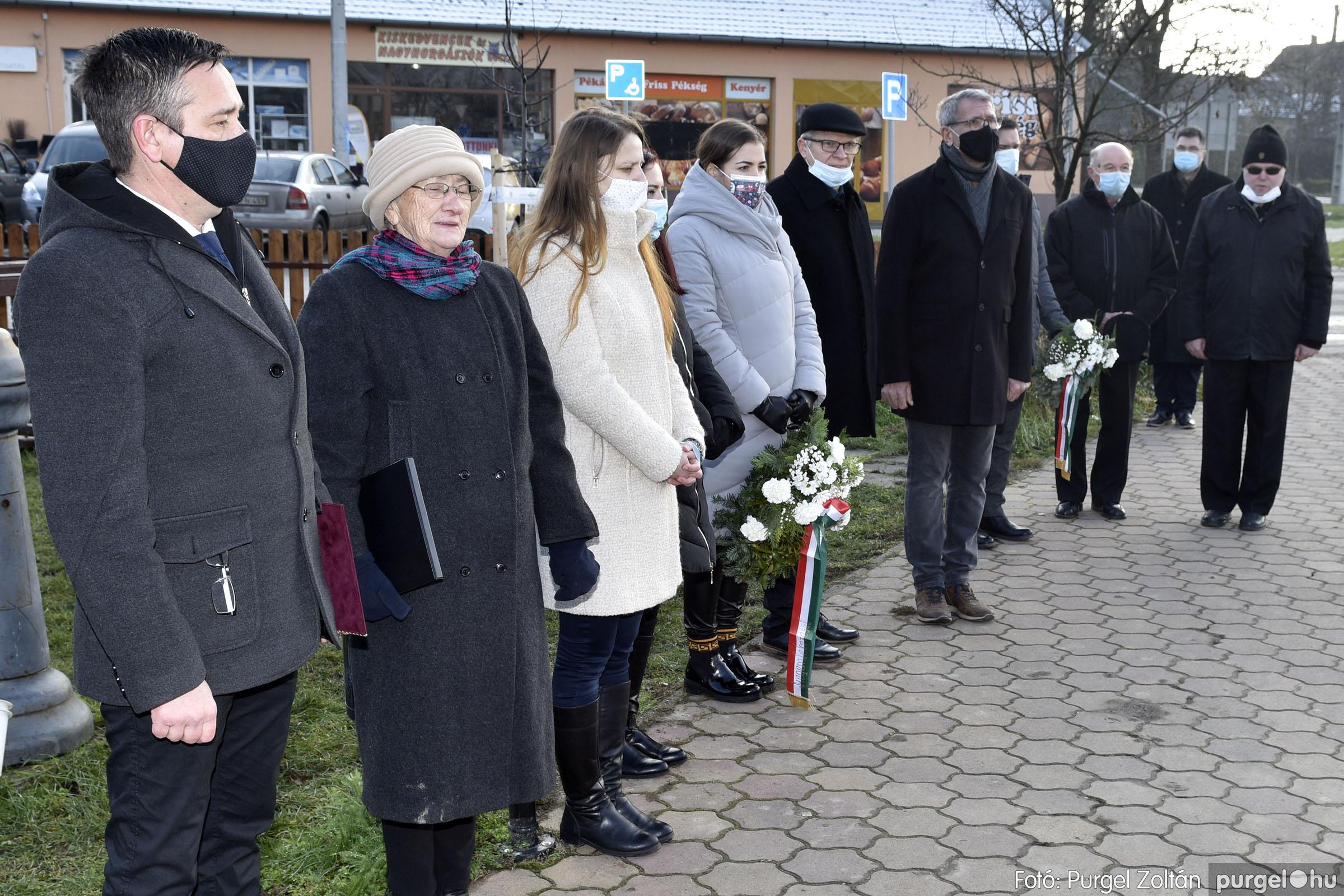 2021.01.12. 002 Megemlékezés a Doni katasztrófa hőseiről - Fotó: Purgel Zoltán© _DSC3635q.jpg