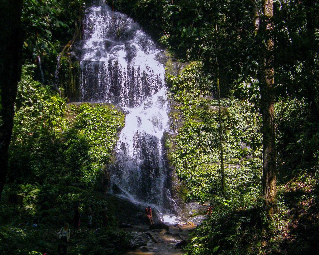 Irene Waterfall Suriname