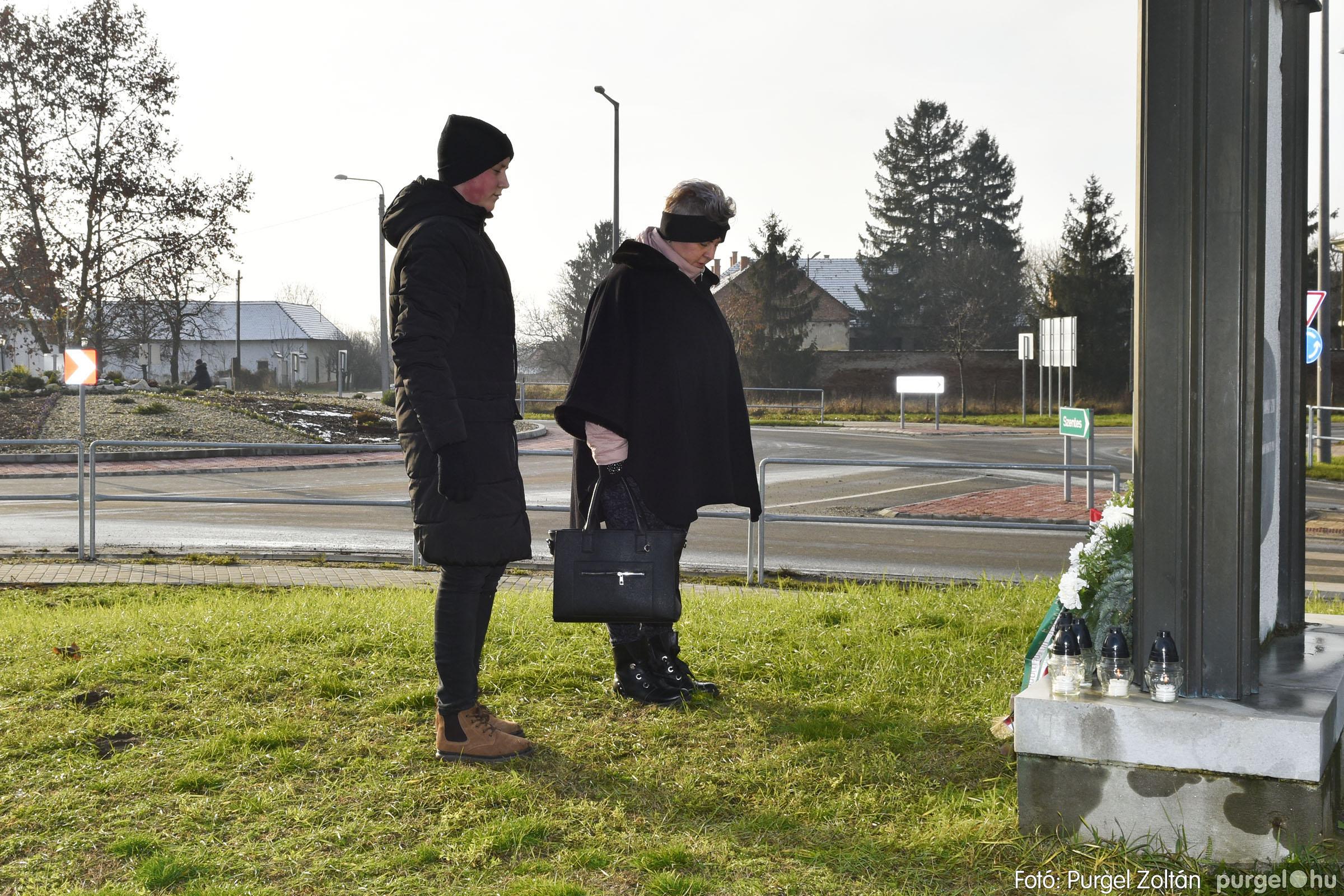 2021.01.12. 018 Megemlékezés a Doni katasztrófa hőseiről - Fotó: Purgel Zoltán© _DSC3661q