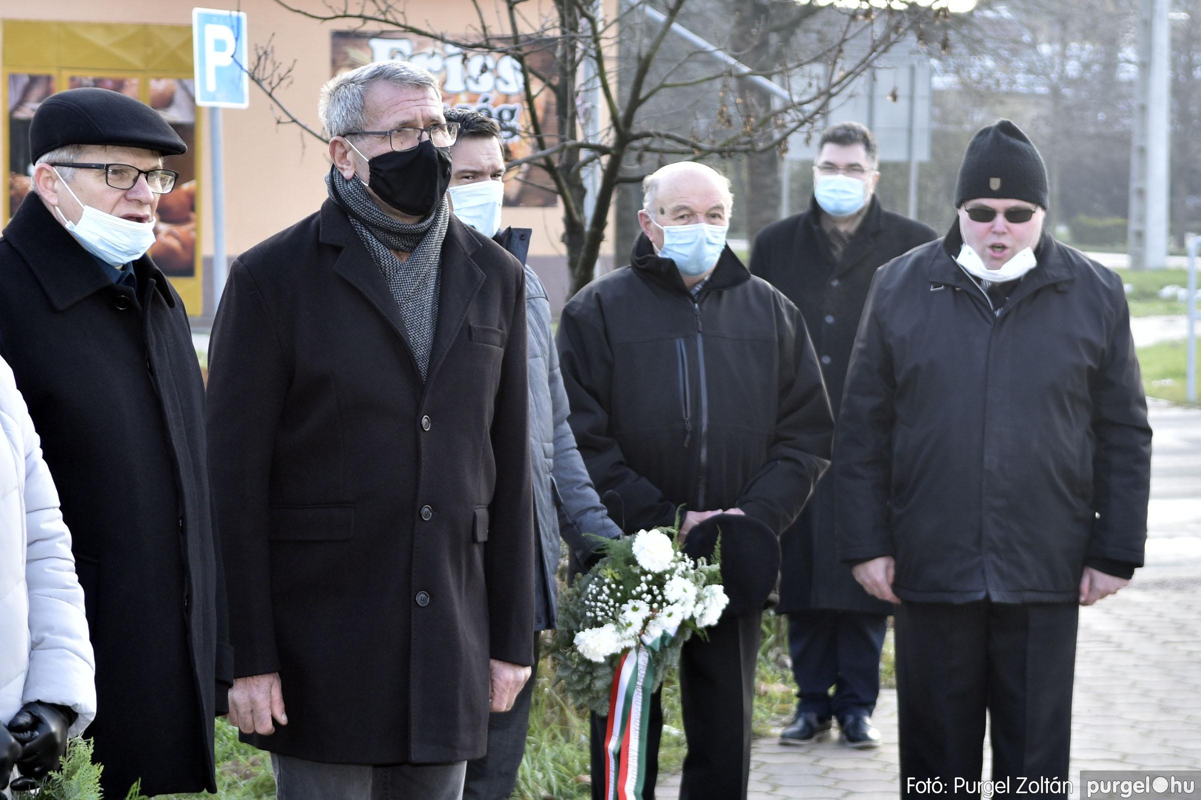 2021.01.12. 001 Megemlékezés a Doni katasztrófa hőseiről - Fotó: Purgel Zoltán© _DSC3633q.jpg