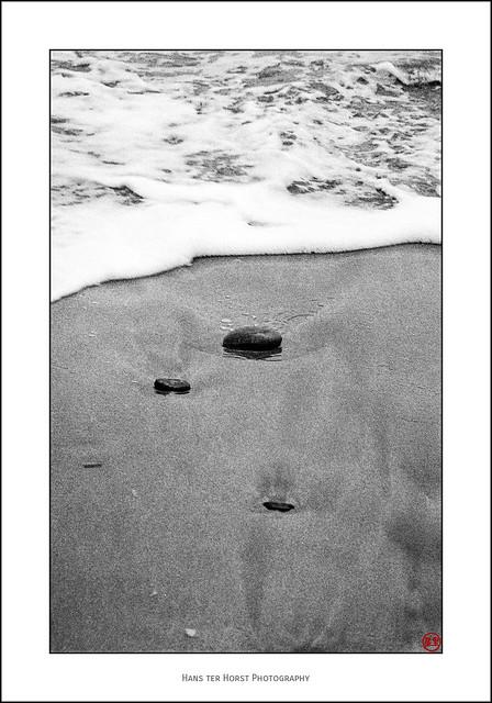 Pebbles on the beach, Shetlands