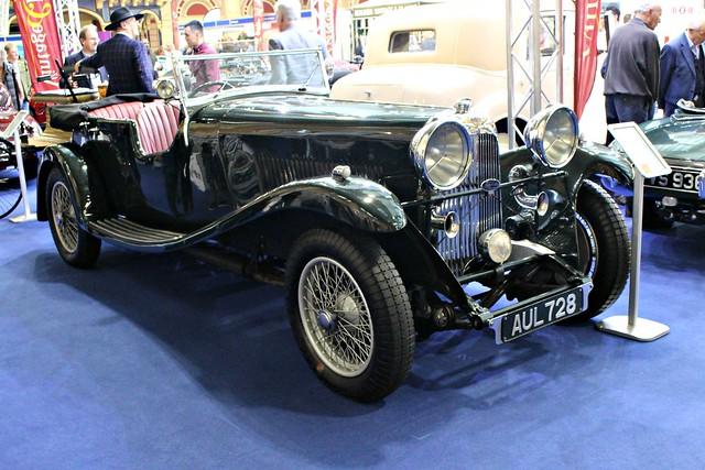 112 Lagonda 3 litre (1933) AUL 728