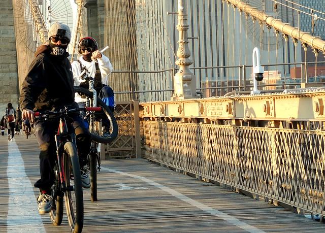 Brooklyn Bridge 1-12-21