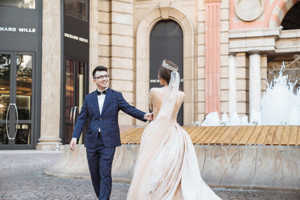 [ 婚攝 ]緯湘Richard&郁涵Vanessa婚禮紀錄@ 文華東方 婚禮攝影