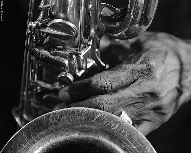 Roger Lewis (Dirty Dozen Brass Band)