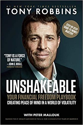 Unshakeable Your Financial Freedom Playbook - Tony Robbins