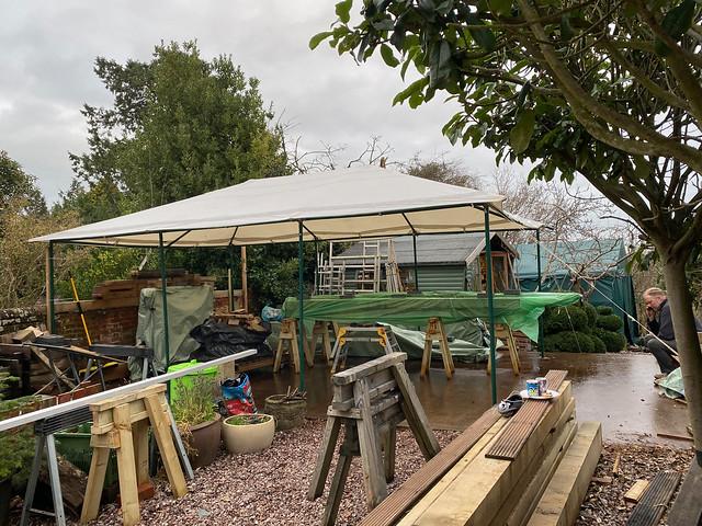 Tent mark 2