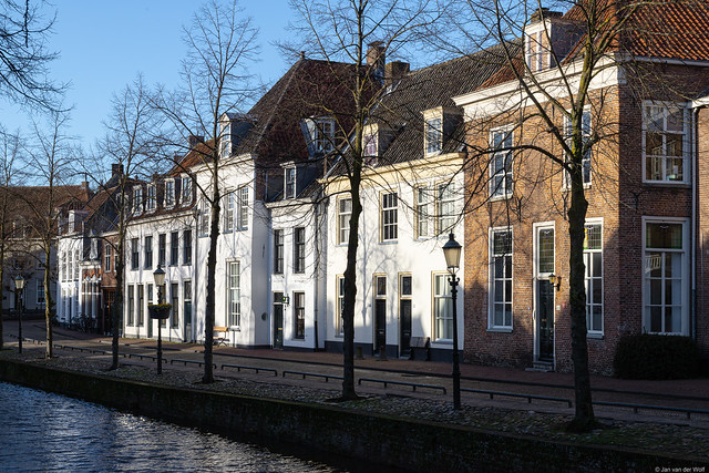 Amersfoort - Historic buildings in the centre