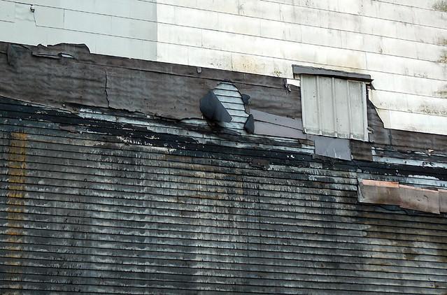 Urban decay in Vancouver, Canada