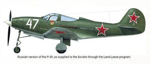 Russian P-39