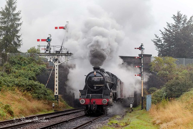 14th September 2014. 45305 on the GCR