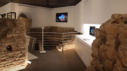 ROMA ARCHEOLOGICA & RESTAURO ARCHITETTURA 2021. ARCHEOLOGIA - RIPRENDONO I LAVORI PER IL PIANO ARCHEOLOGICO SOTTERRANEO PRESSO LA SEDE ENPAM A PIAZZA VITTORIO. The NYT (12/01/2021).