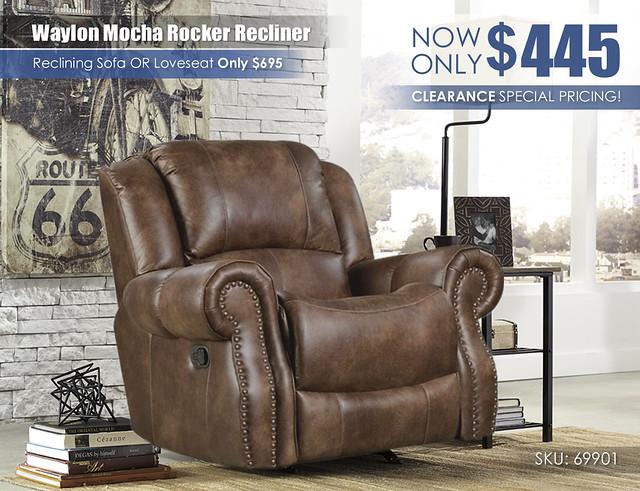 Waylon Mocha Rocker Recliner_Special_69901_2021