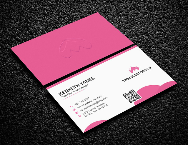 professional-business-card