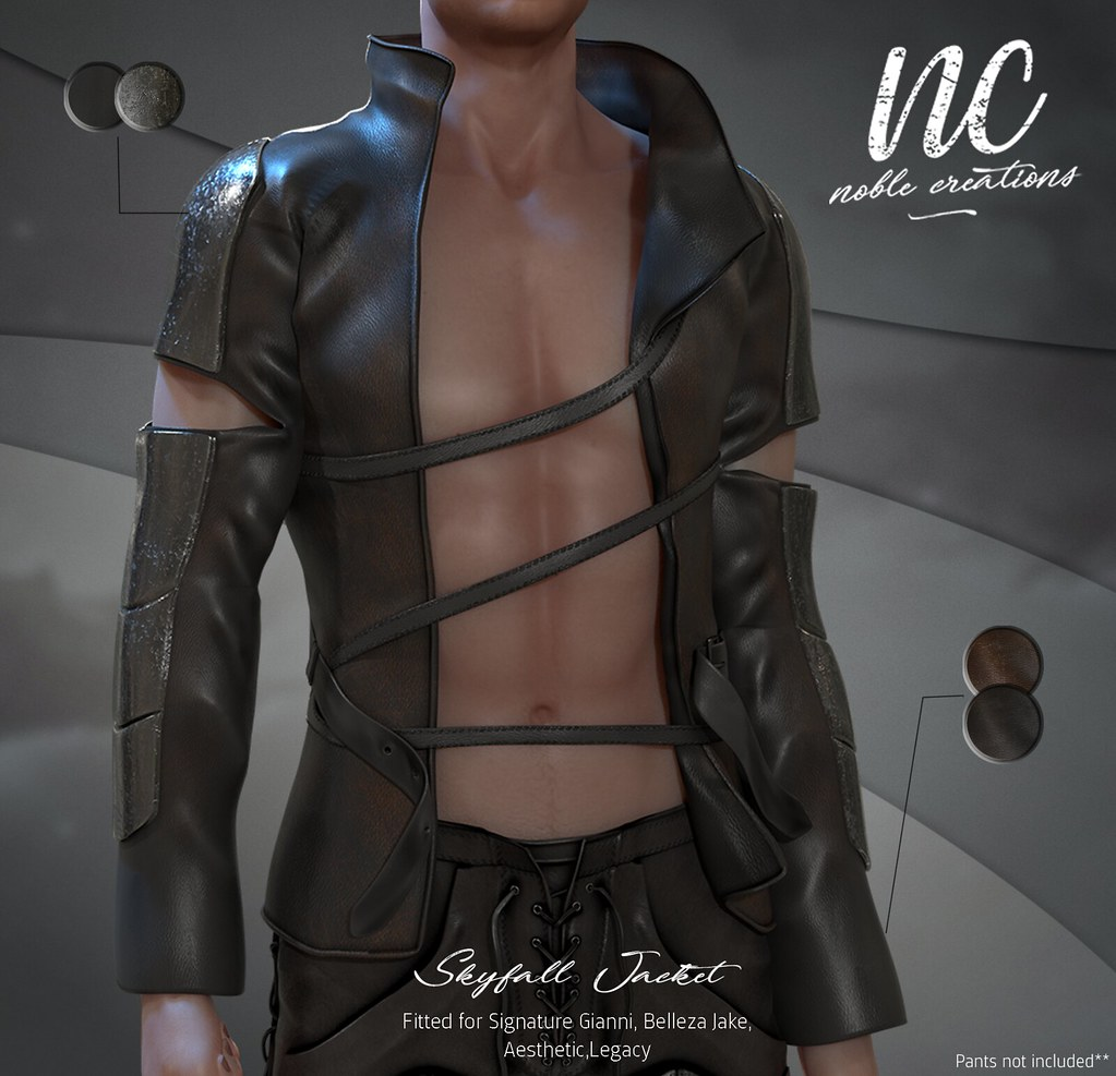 [NC] – Skyfall Jacket – Manly Arena