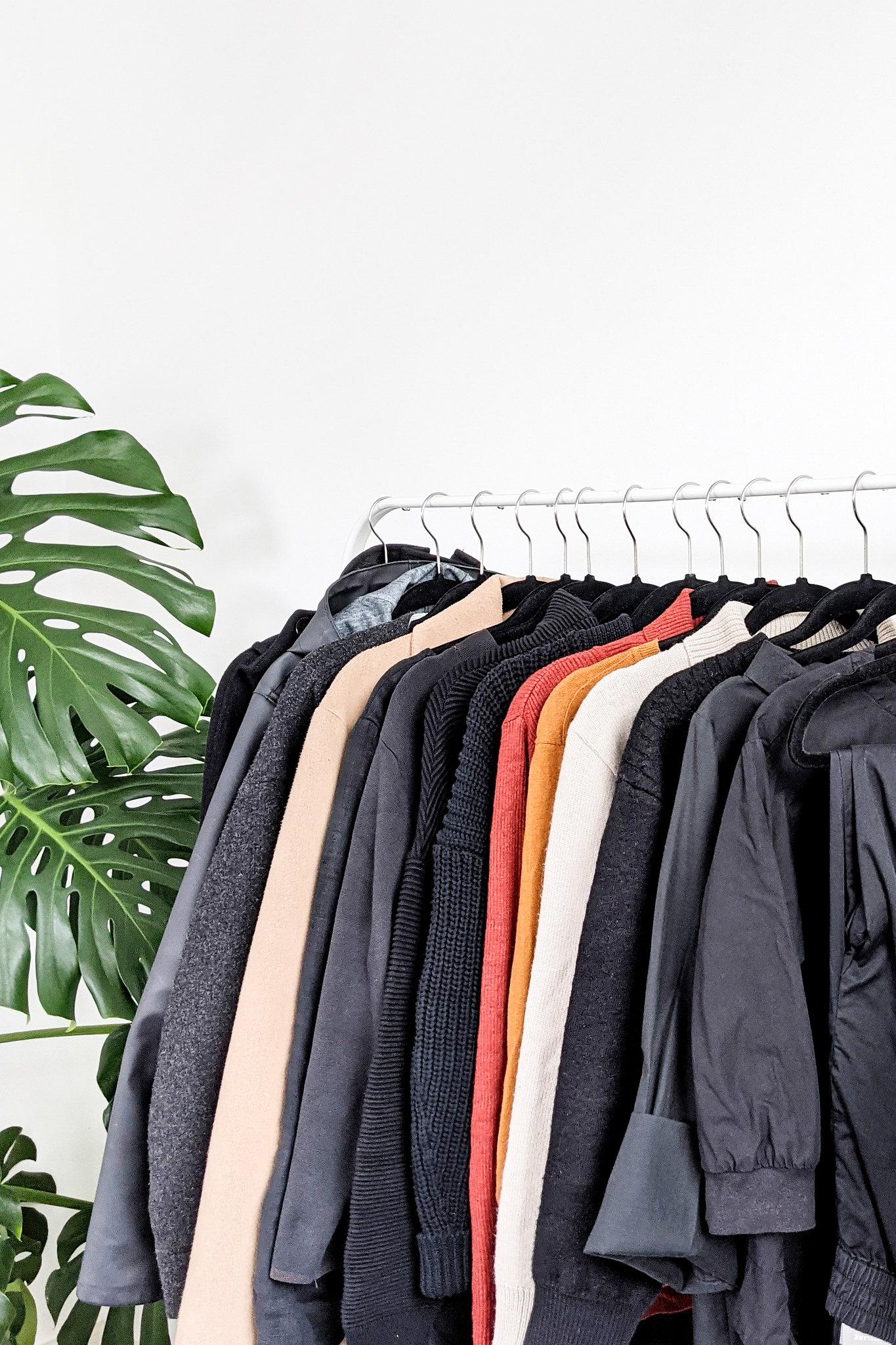 Wardrobe Tracking