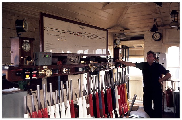 Wareham Signal Box