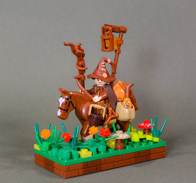 Halfling Faction Hero: Halfling Wizard