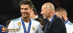 Reuni Ronaldo dan Zidane Jadi Rencana Juventus Di Musim Depan