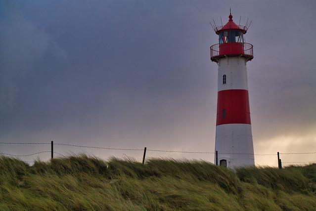 Sylt: Leuchtturm List-Ost