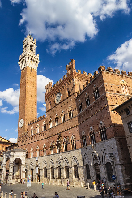 Palazzo del Comune e Torre del Mangia