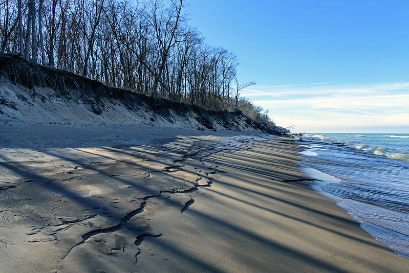 Freezing Beach