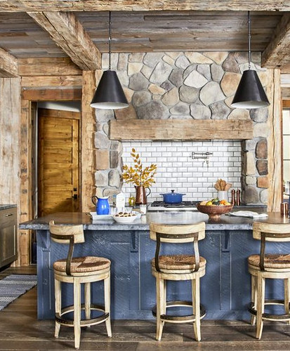 Rustic Hearth