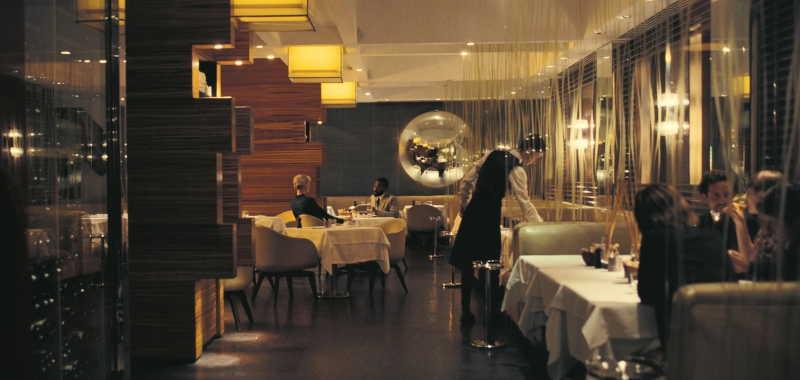 Tenet restaurant