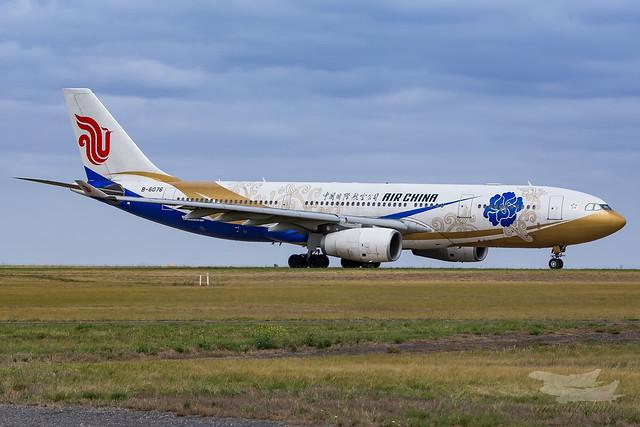 B-6076 CA A332 16 YMML-2105