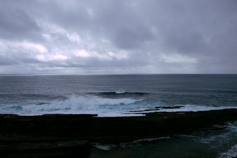 Long wave, Penguins Head