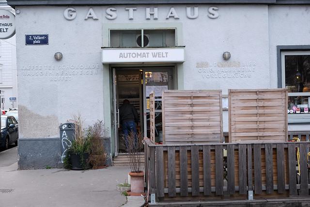 Gasthaus Automat Welt