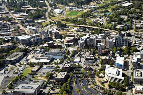greenville southcarolina downtown realestate upstate city sc greenvillecounty downtowngreenville greenvillerealestate cityscape buildings aerial greenvilleaerial travel view spring sunny architecture horizontal color 2013 unitedstates usa unitedstatesofamerica