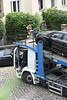 Lorry scene