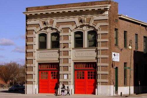 cincinnati oh ohio firehouse firehall 1907 nrhp firemuseumofgreatercincinnati bmok