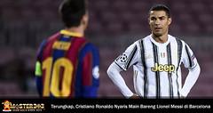 Duet Ronaldo Dan Messi Rupanya Nyaris Terjadi Di Barcelona